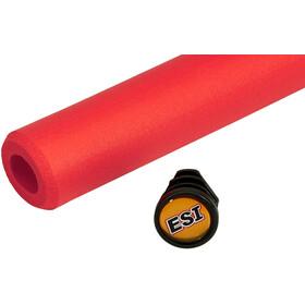 ESI Extra Chunky Puños XL, rojo